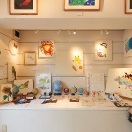 SATOKO's exhibition 2018 in Kyoto