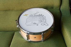ーSATOKO個展、開催決定!ー 「DORAMU TO AATO ~ドラムとアートの個展~」